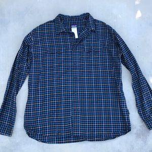 Patagonia /Common Threads Button Down Shirt